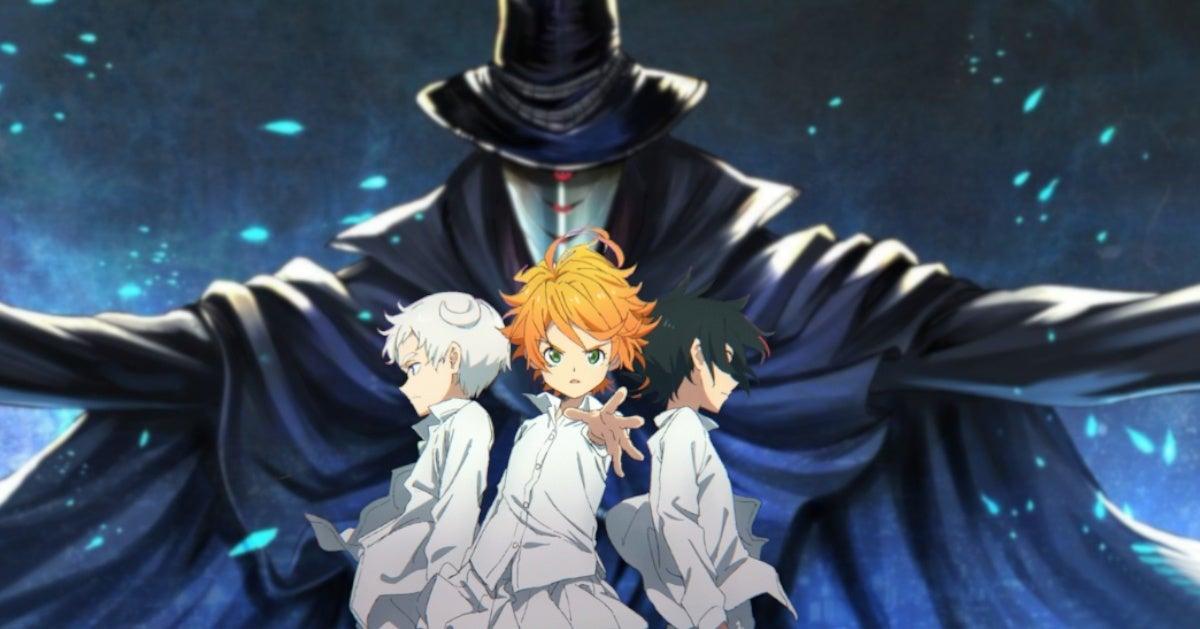 The Promised Neverland Anime Canceled Season 2 Manga Changes