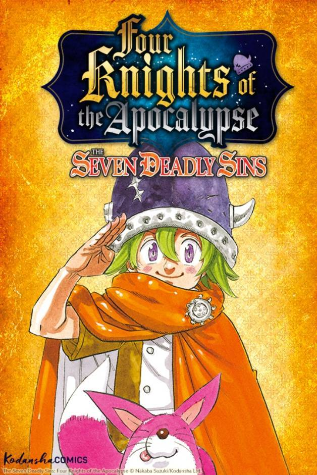 The Seven Deadly Sins Four Knights of the Apocalypse