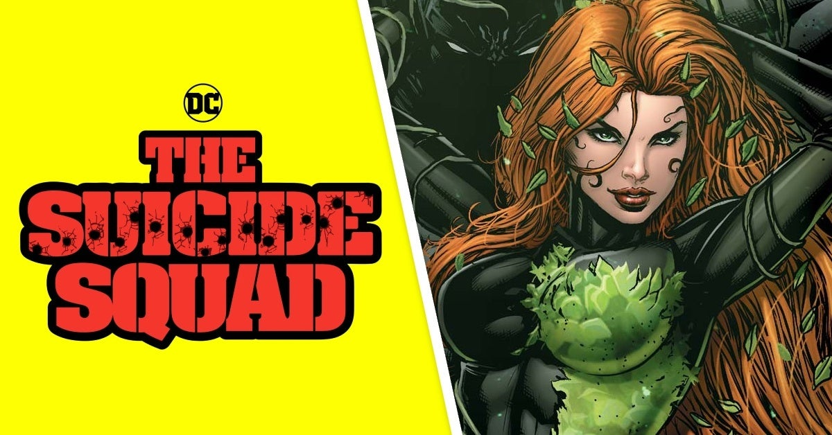 the suicide squad poison ivy