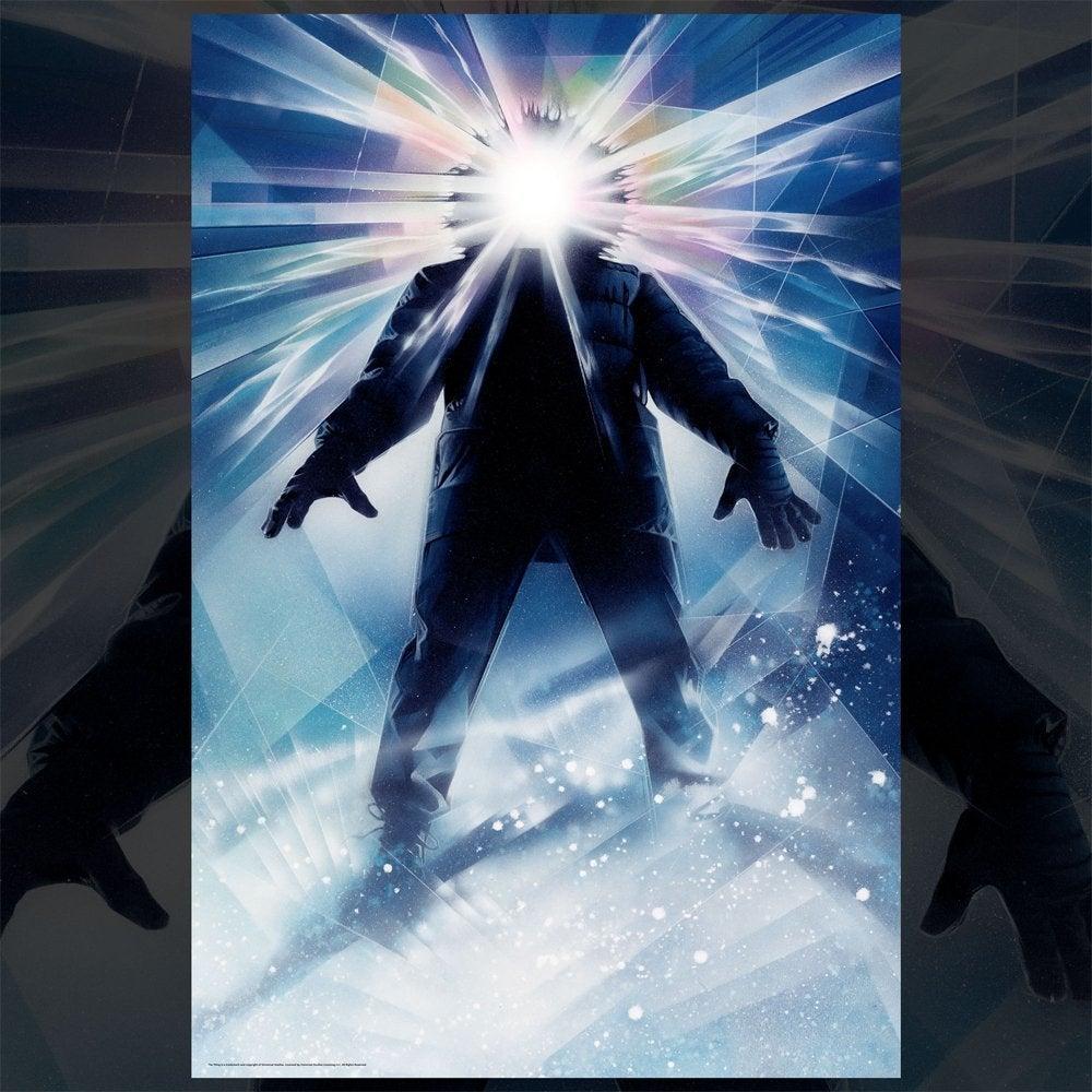 the thing poster drew struzan 3d print 2