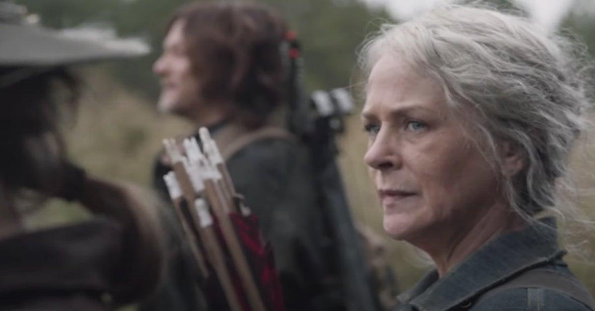 The Walking Dead 1017 Home Sweet Home Carol Maggie