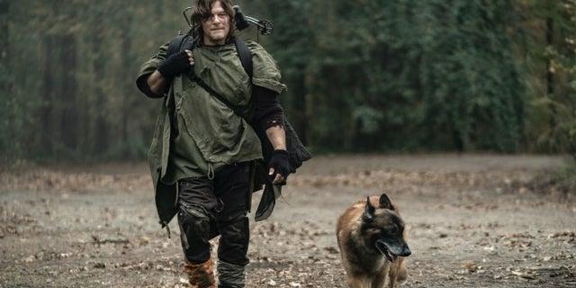 The Walking Dead Daryl Dog Season 10C