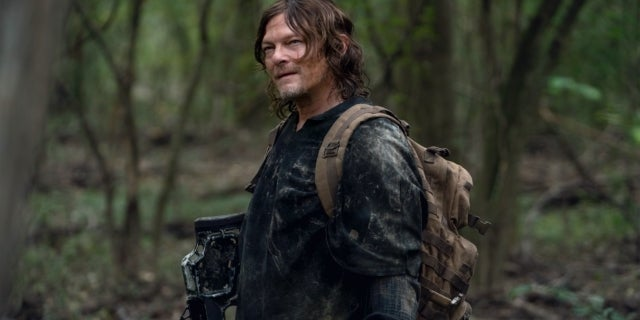 The Walking Dead Extended Season 10 Daryl
