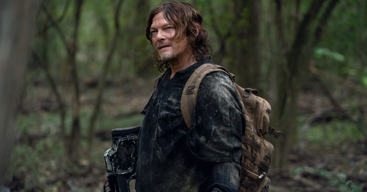 The Walking Dead Extended Season 10 Daryl