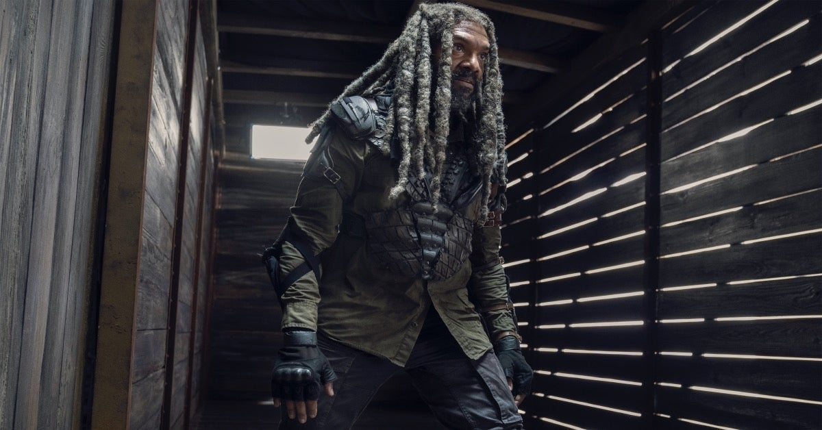 The Walking Dead Extended Season 10C King Ezekiel Khary Payton