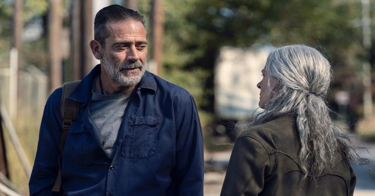 The Walking Dead Negan Carol Season 10C