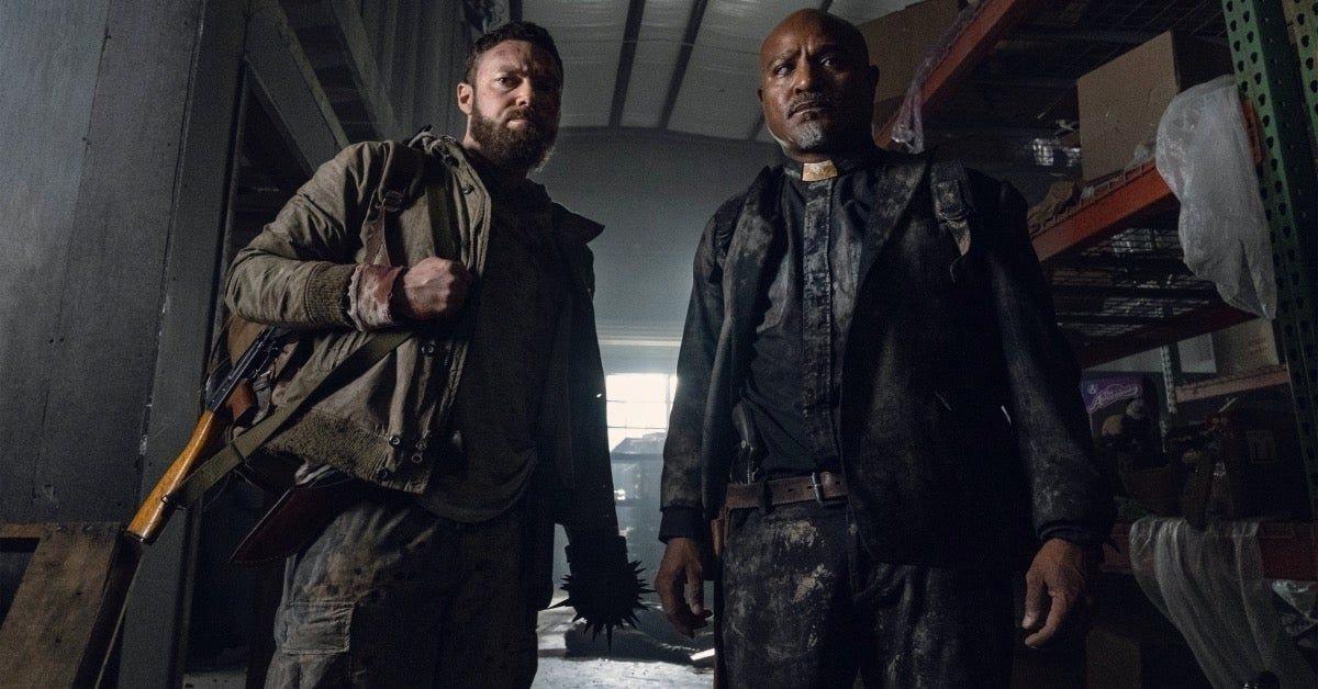 The Walking Dead One More Ross Marquand Seth Gilliam