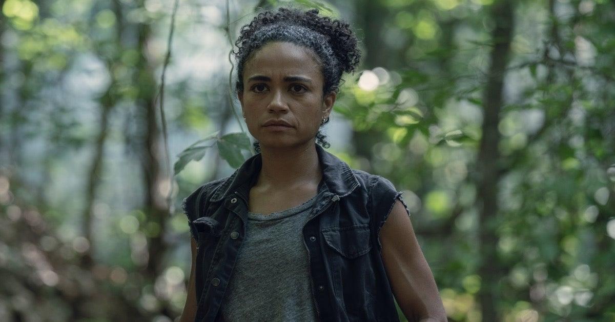 The Walking Dead Season 10 Connie Lauren Ridloff