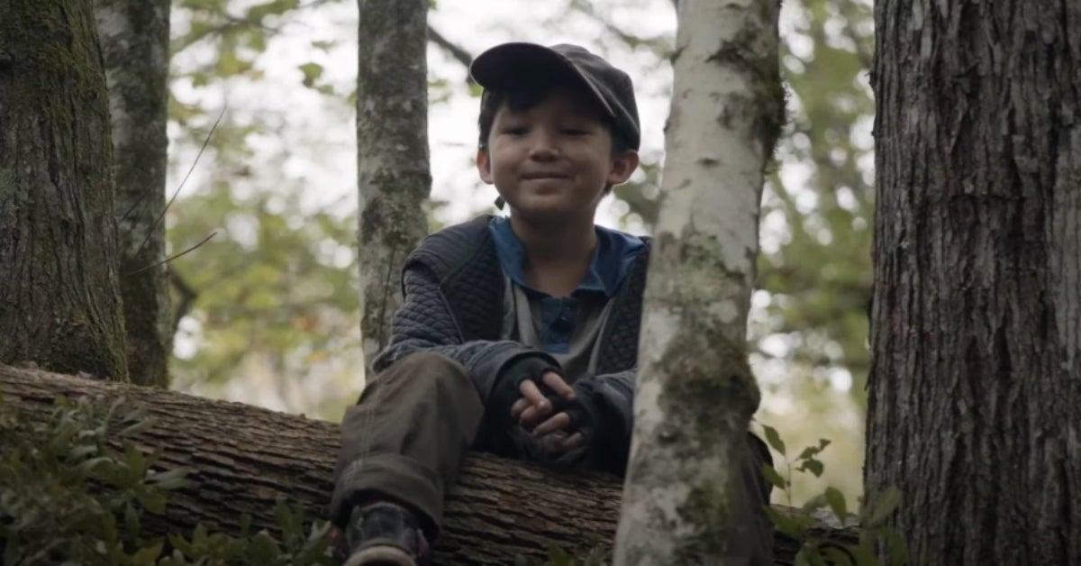 The Walking Dead Season 10 Hershel Rhee