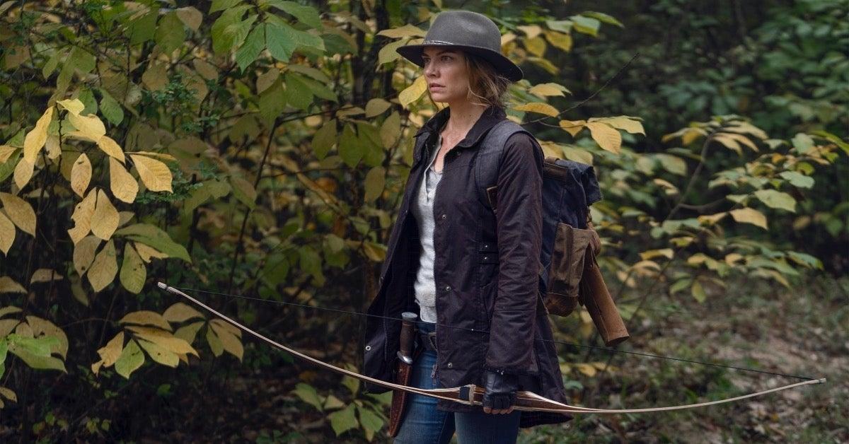 The Walking Dead Season 10C 1017 Home Sweet Home Maggie Negan