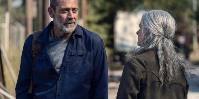 The Walking Dead Season 10C Negan Carol
