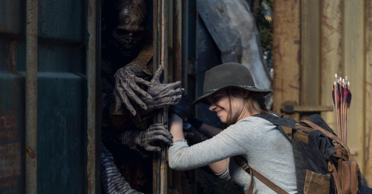 The Walking Dead Season 10C Premiere Home Sweet Home 1017