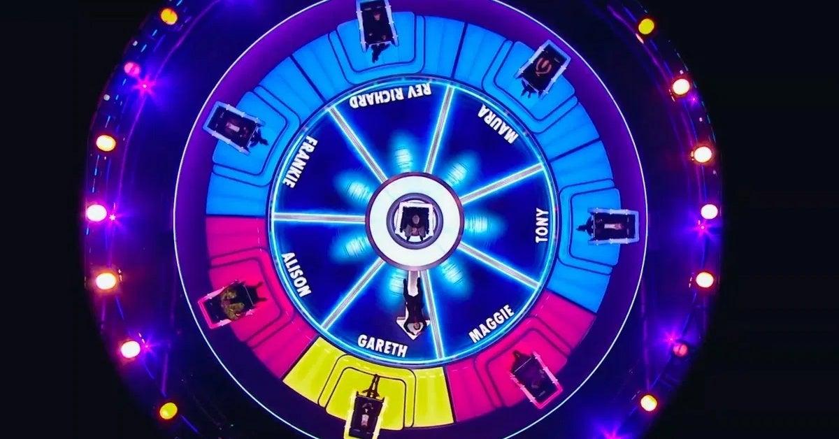 the wheel tv show logo
