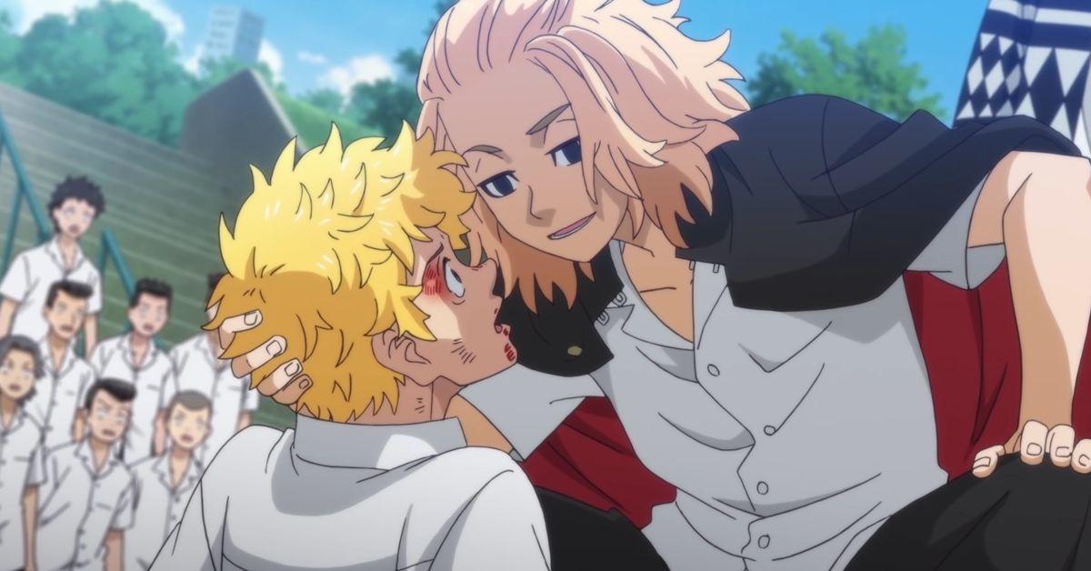Tokyo Revengers April 2021 Anime