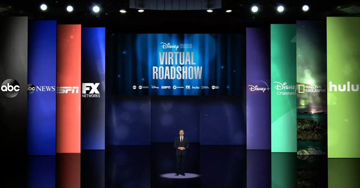 Upfronts 2021 Disney WarnerMedia ViacomCBS