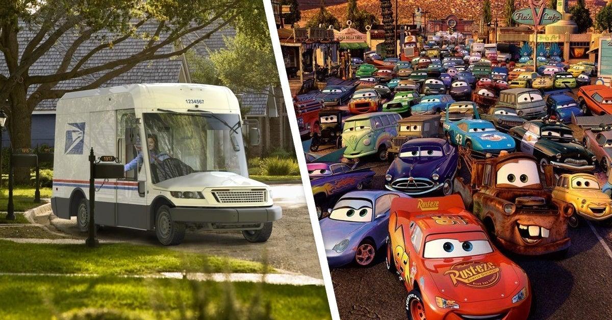 usps ngdv pixar cars