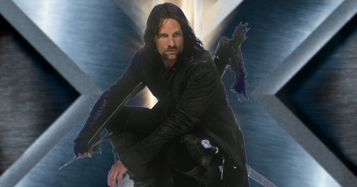 Viggo Mortensen Explains Why Passed Wolverine X-Men Movies