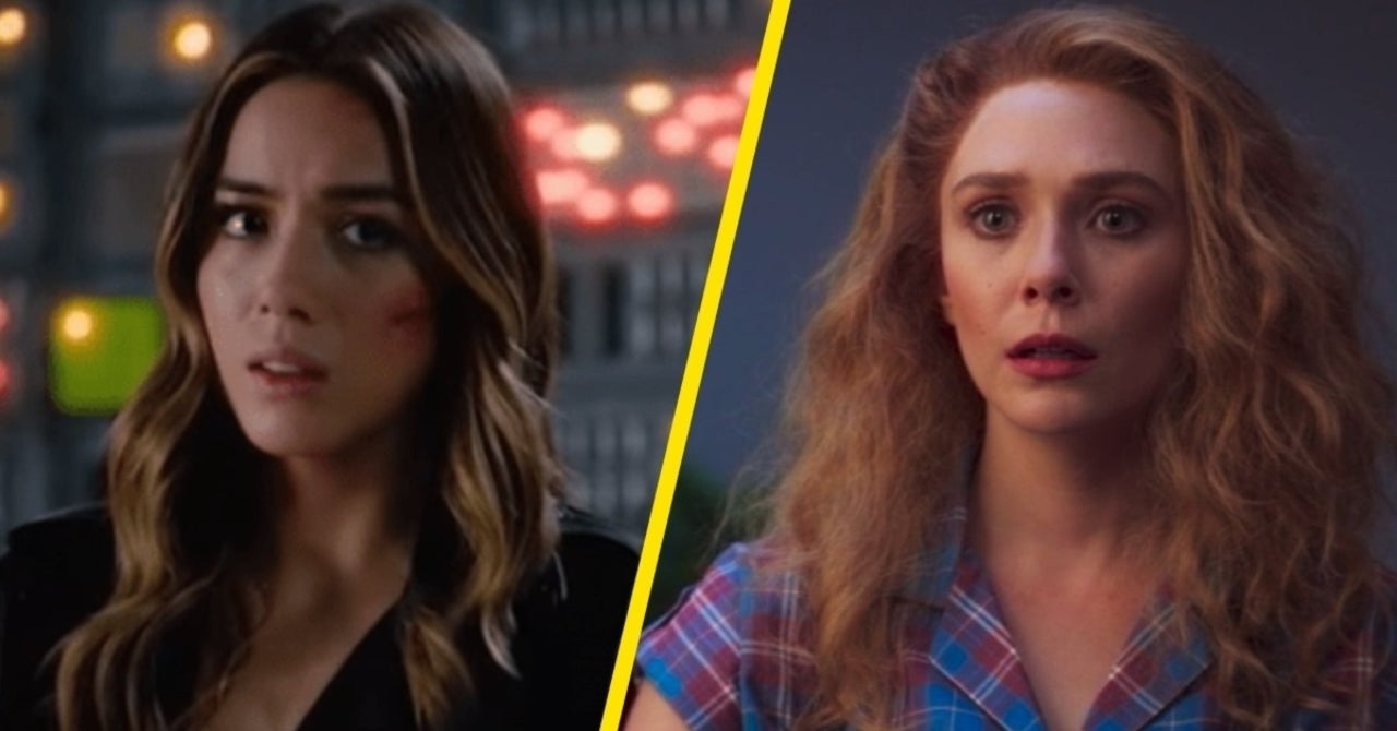 WandaVision's Big Twist Proves Agents of SHIELD and Other Marvel Shows Are Canon
