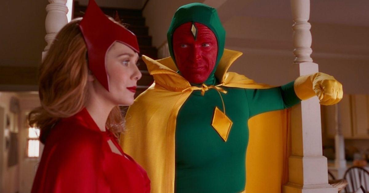 wandavision classic costumes