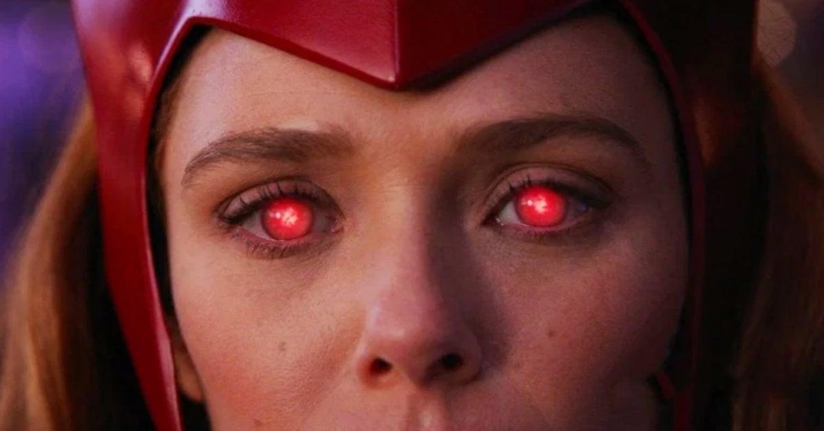 WandaVision Episode 6 Scarlet Witch Wanda Maximoff