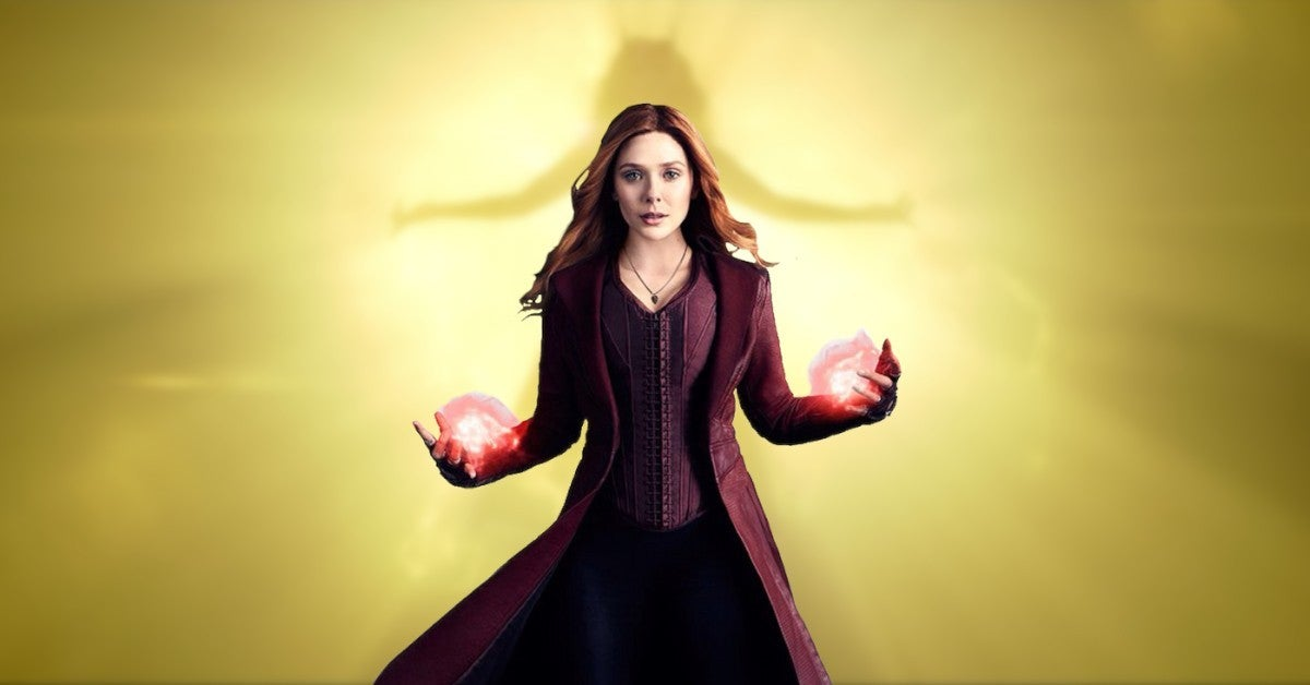 WandaVision Episode 8 Scarlet Witch Name Drop Costume Fan Reactions