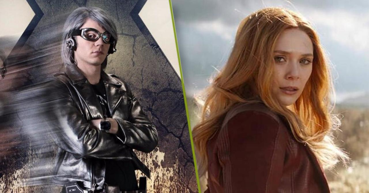 Image result for How Quicksilver's Arrival Could Reintroduce Wanda as a Mutant