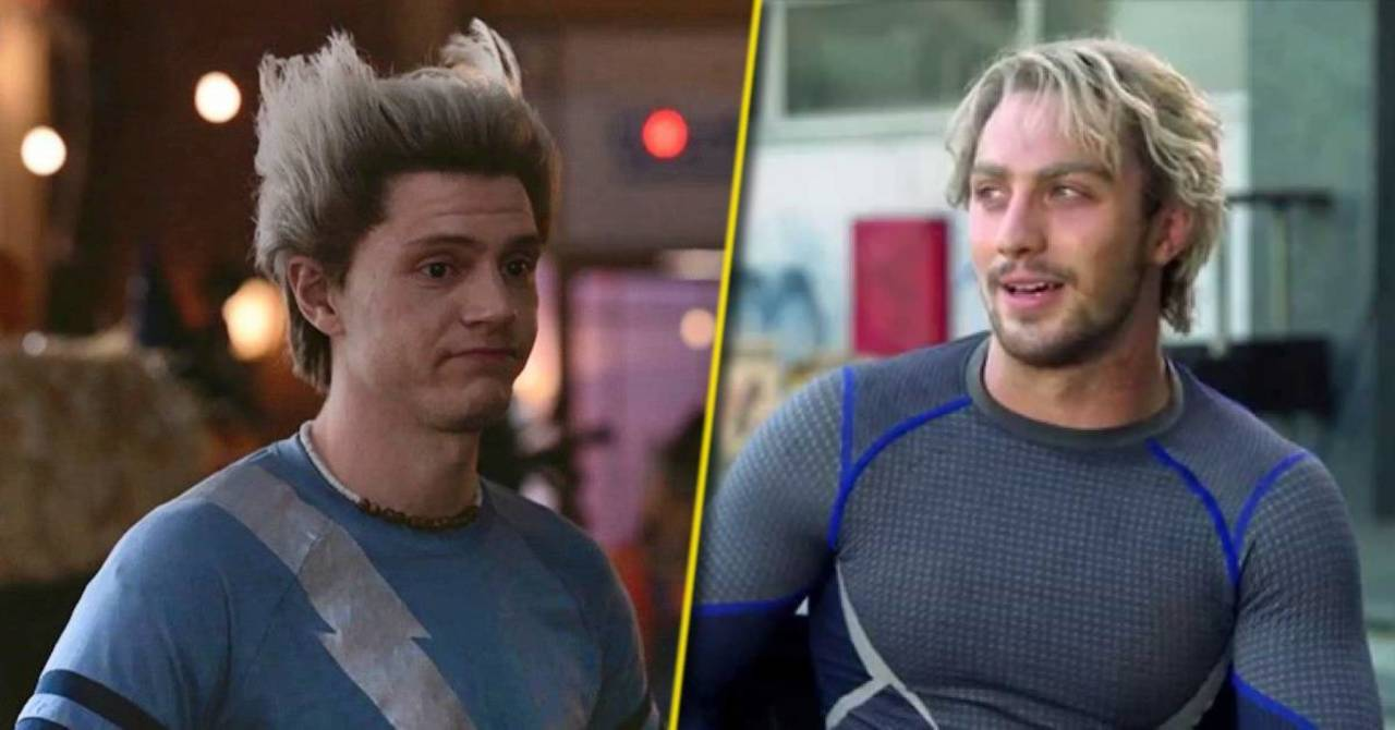 WandaVision: Kevin Feige Reveals Why They Replaced Aaron Taylor-Johnson's Quicksilver With Evan Peters - ComicBook.com