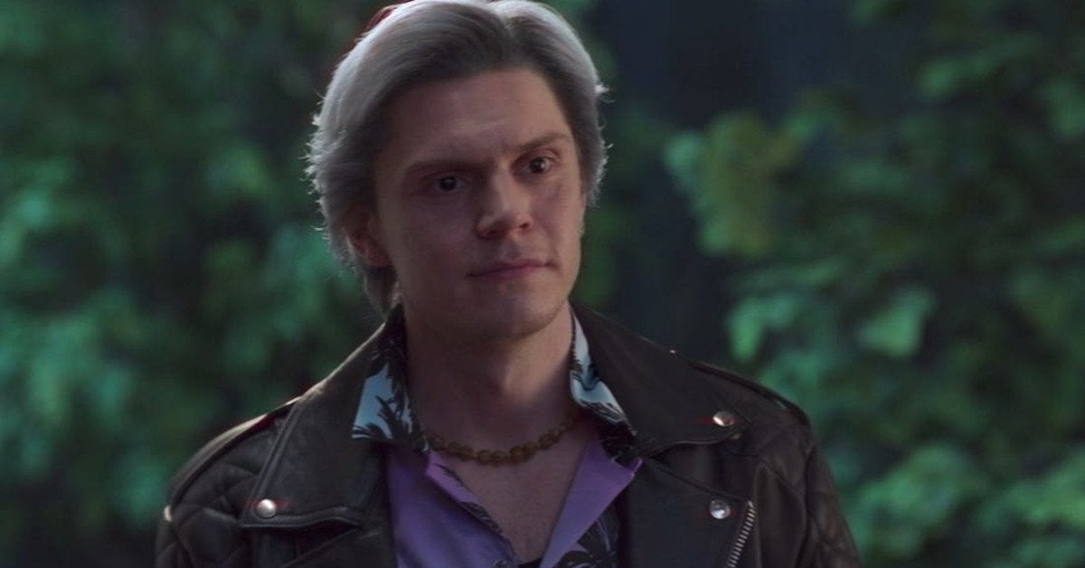 WandaVision Quicksilver Pietro Evan Peters
