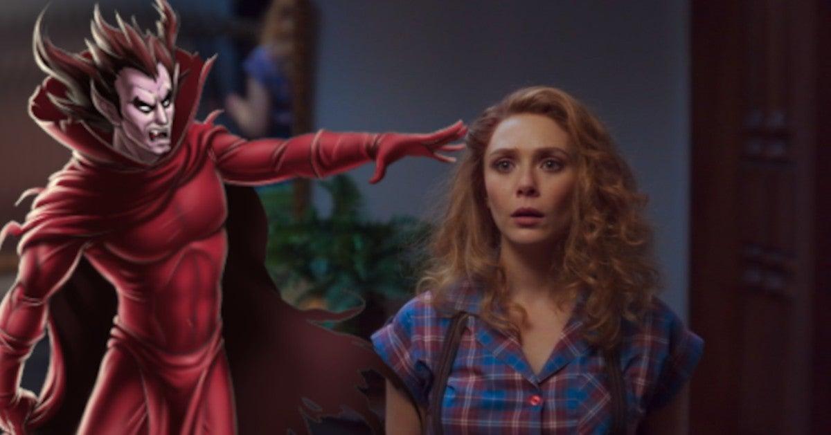 WandaVision Quicksilver Pietro Mephisto Theory Episode 5 Spoilers