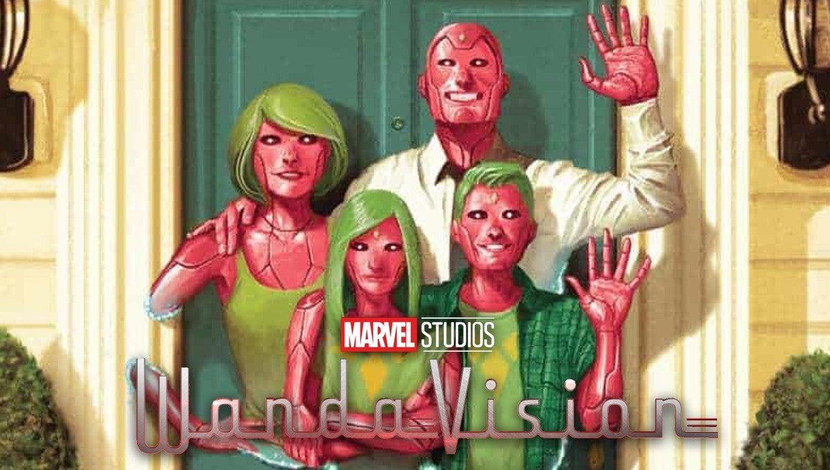 WandaVision_Vision_Comic