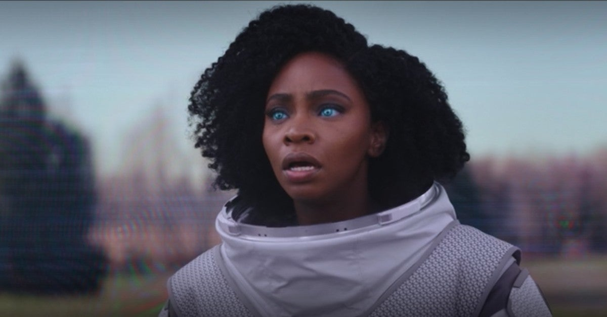 WandaVision Who Is Real Aerospace Engineer Theory Spoilers Teyonah Parris