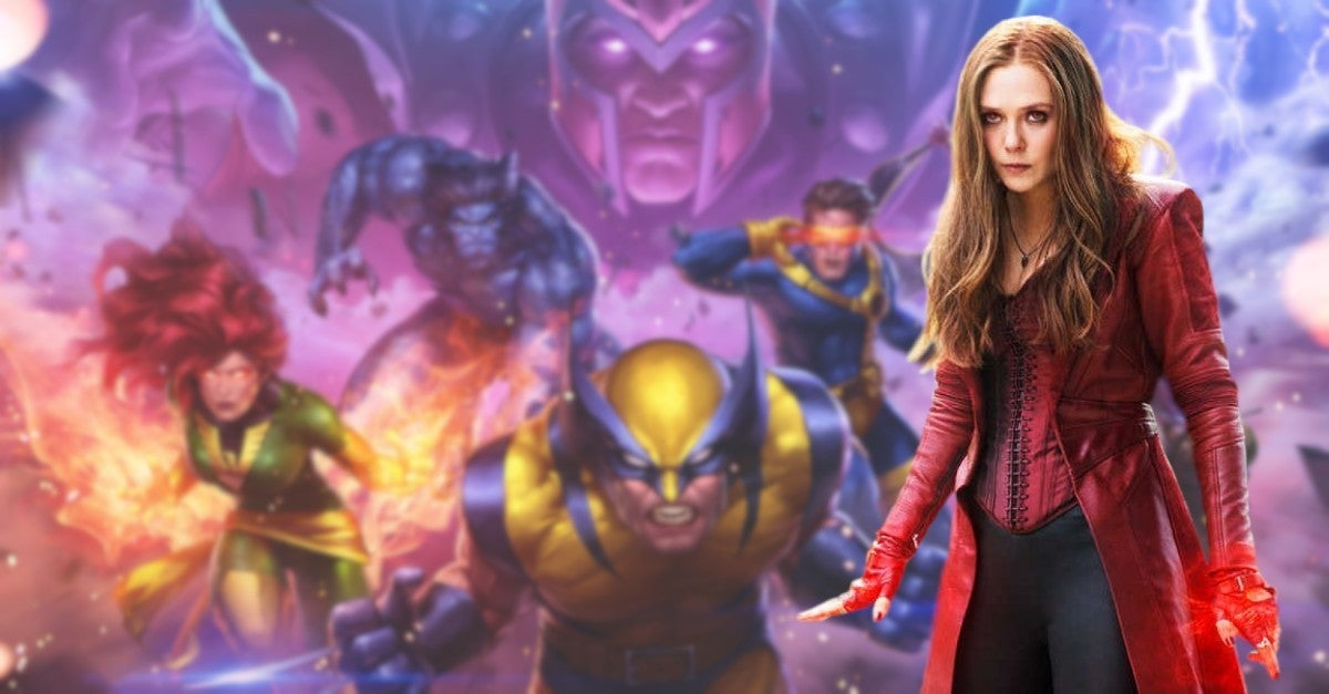 Wandavision X-Men Connections Explained MCU Reboot