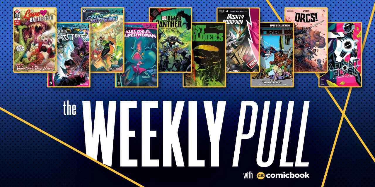 weekly pull week of february 10 2021