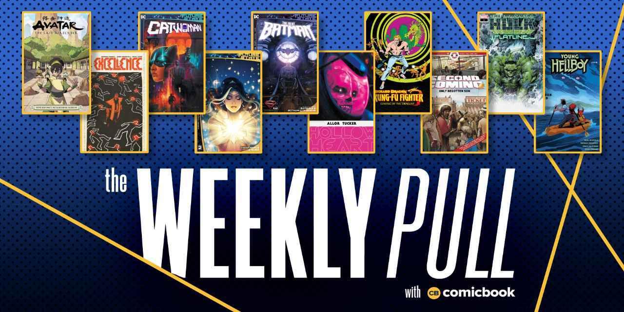 weekly pull week of february 17 2021