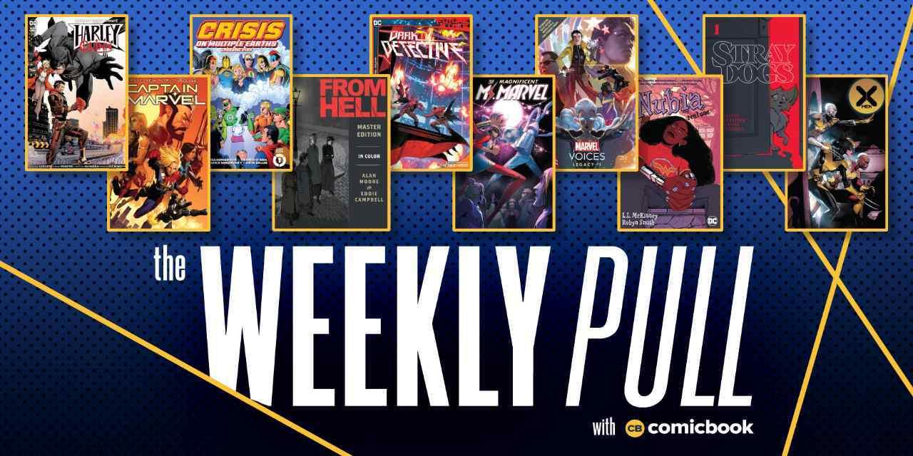 weekly pull week of february 24 2021