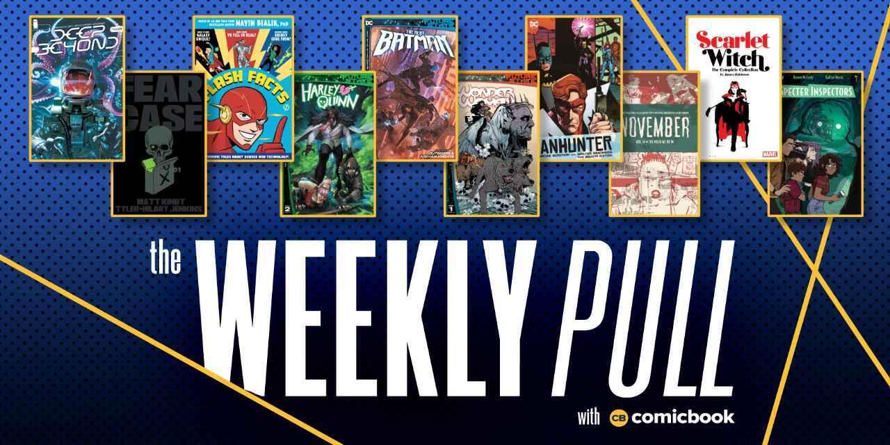weekly pull week of february 3 2021