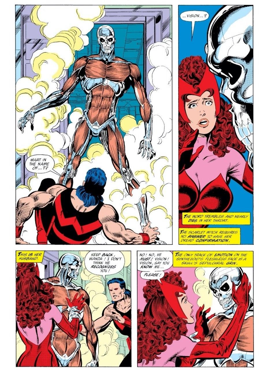 West Coast Avengers 44 Vision