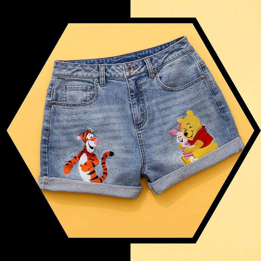 winnie-the-pooh-shorts