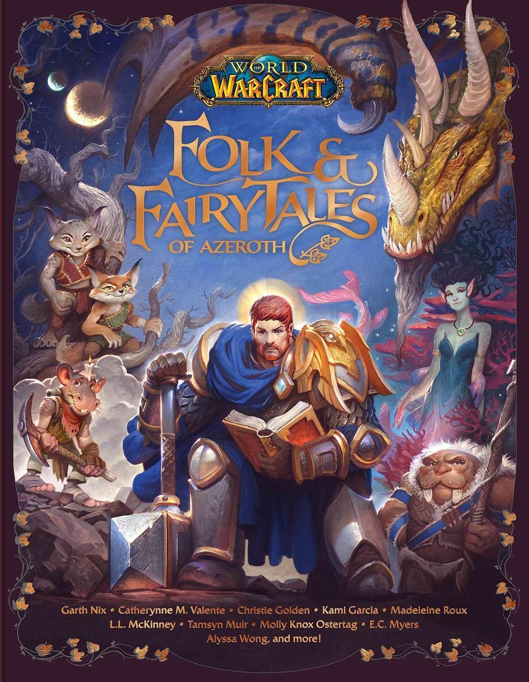 World of Warcraft - Folk & Fairytales of Azeroth