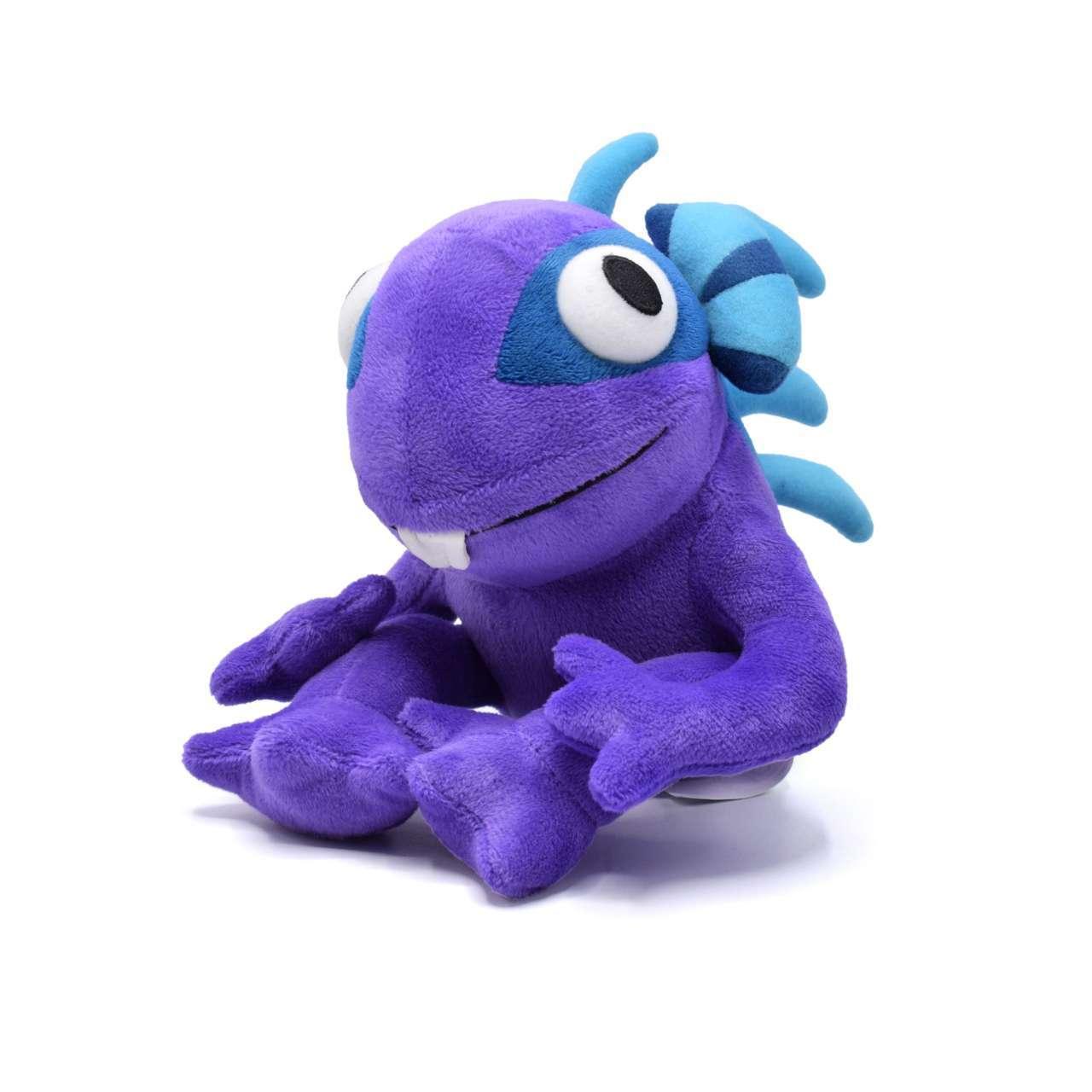World of Warcraft Purple Murloc Plush