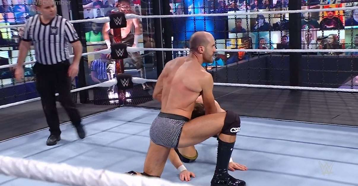 WWE Cesaro Amazon Leggings