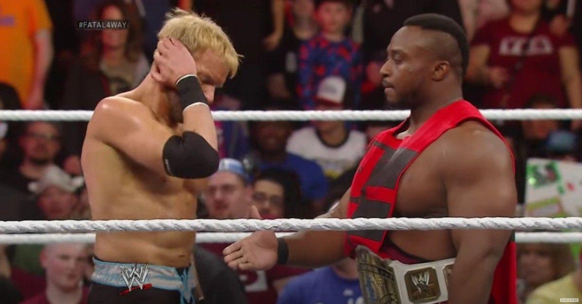 WWE-Christian-Big-E-Intercontinental-Championship