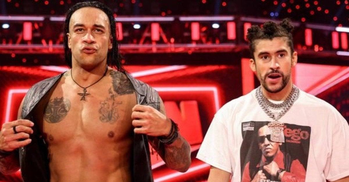 WWE-Damian-Priest-Bad-Bunny