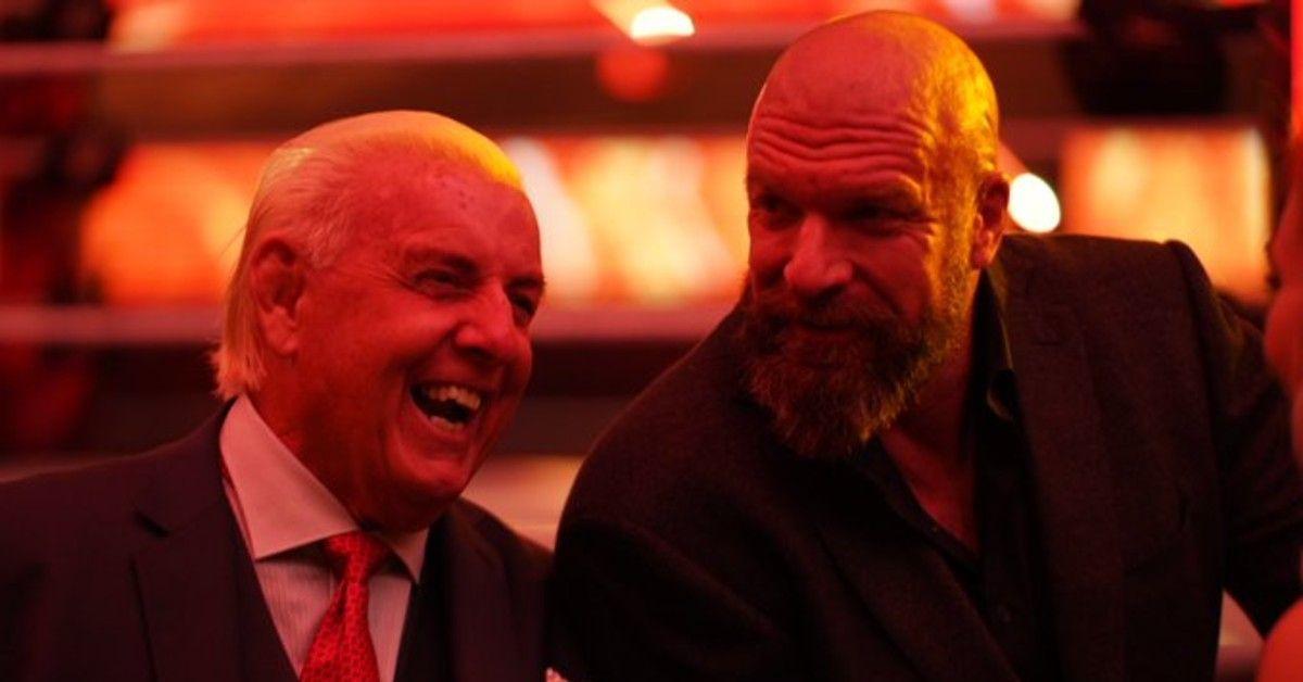 WWE-Ric-Flair-Birthday-Triple-H