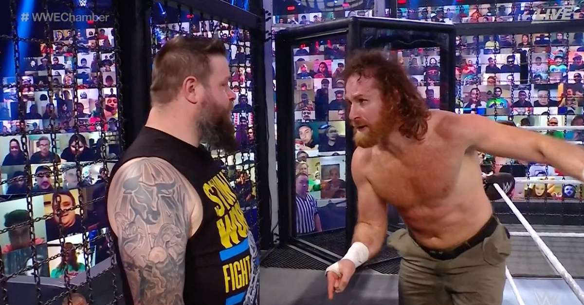 WWE Sami Zayn