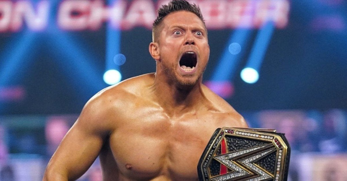 WWE-The-Miz-WWE-Championship