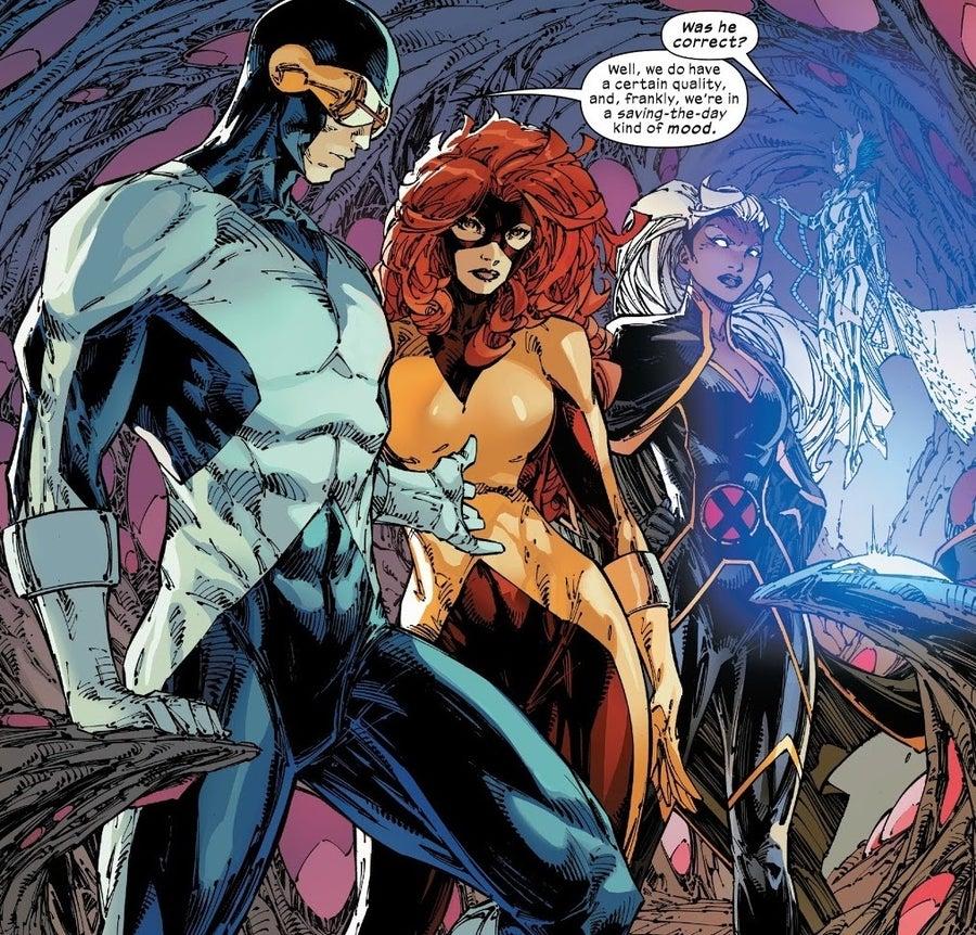 x-men 17 cyclops jean grey x factor costumes