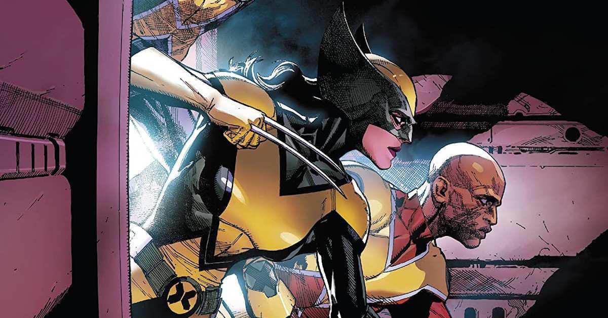 X-Men 18 Wolverine Vault