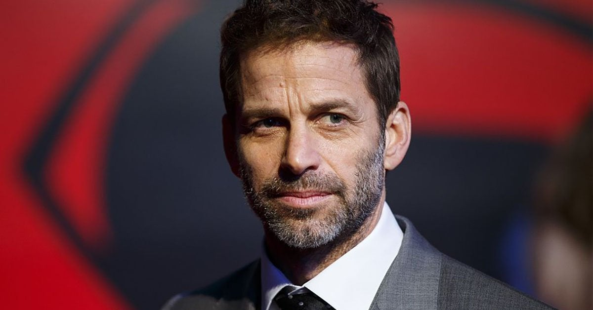 zack snyder getty images