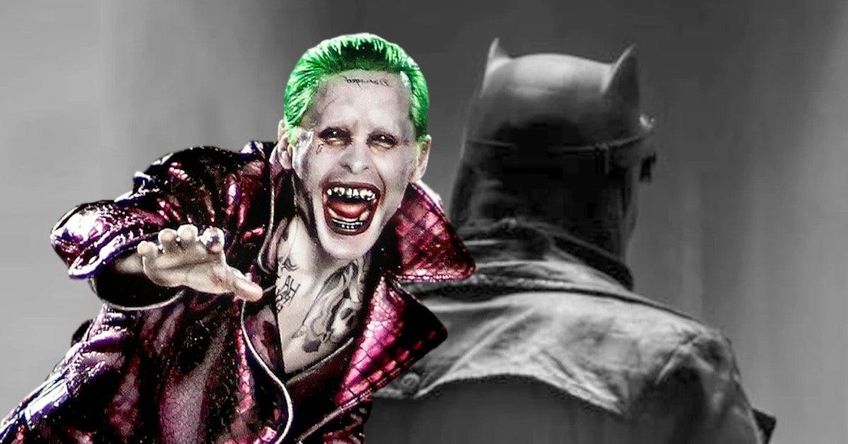 Zack Snyder Justice League Batman Joker Knightmare Scene Description
